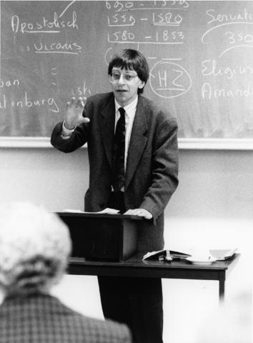 1238_F0163 - Prof. Jan Jacobs, kerkhistoricus, theologische faculteit Universiteit Tilburg