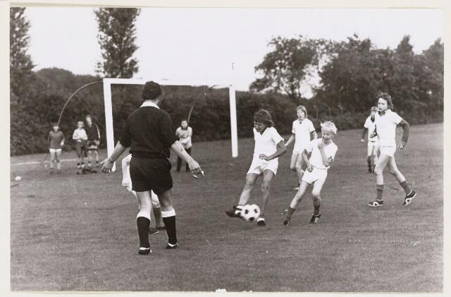 101247 - Sport. Voetbal. W.V.O. Toernooi.