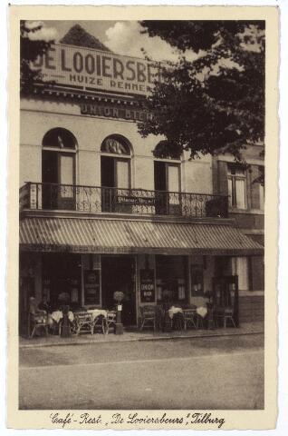 000853 - Heuvel westzijde, café-restaurant de Looiersbeurs van A.J. Remmers