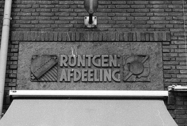 655851 - Elizabeth Ziekenhuis locatie Jan van Beverwijckstraat Tilburg in 1981.