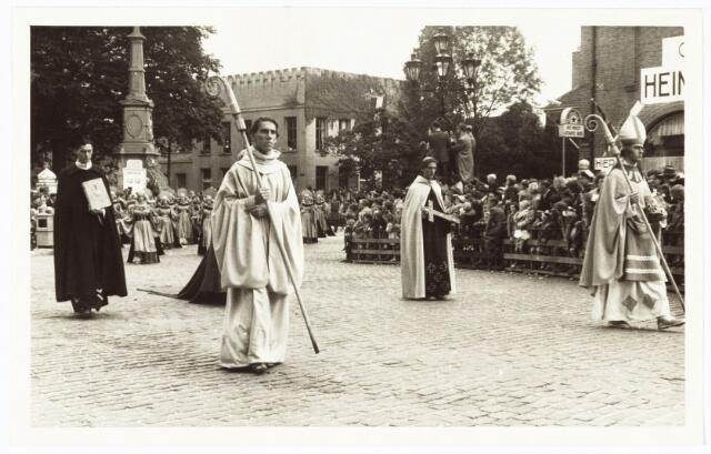 009245 - H. Hartstoet. H. Bernardus - St. Ambrosius - St. Bonaventura - St. Joannes Qudos - St. Joannes van het kruis .