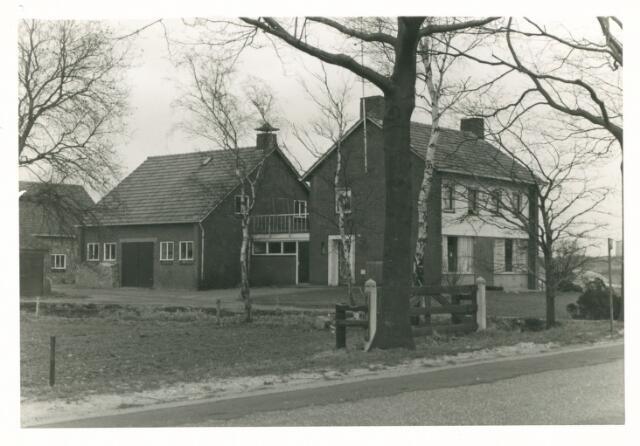 650864 - Gebied waar de latere woonwijk 'De Reeshof' is gebouwd.