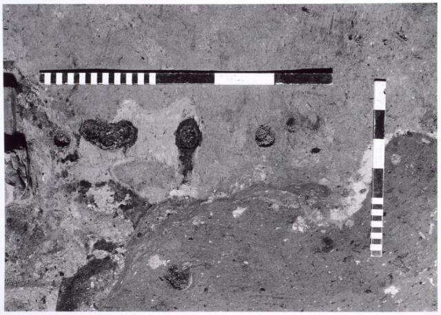 015750 - Archeologisch onderzoek in het pand Bokhamerstraat 13