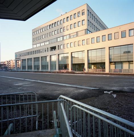 D-00601 - Tilburg - Stadsgezichten - Bibliotheek Tilburg Centrum (in opdracht van PLM)