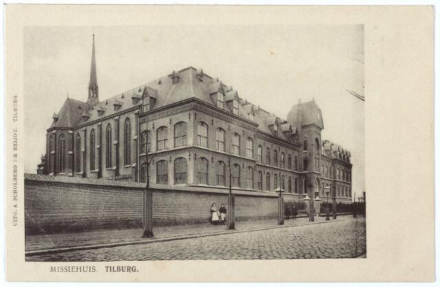 000132 - Missiehuis van de missionarissen van het H. Hart aan de Bredaseweg.