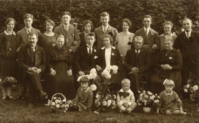 600980 - Huwelijk van Maria Catharina (Marie) Heessels, geboren te Helvoirt öp 9 februari 1902. Zij was dienstbode in Tilburg van 1 april 1925 tot 7 oktober 1925.
