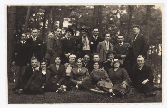 051553 - Uitstapje van de afdeling Tilburg van de katholieke Onderwijs Bond.