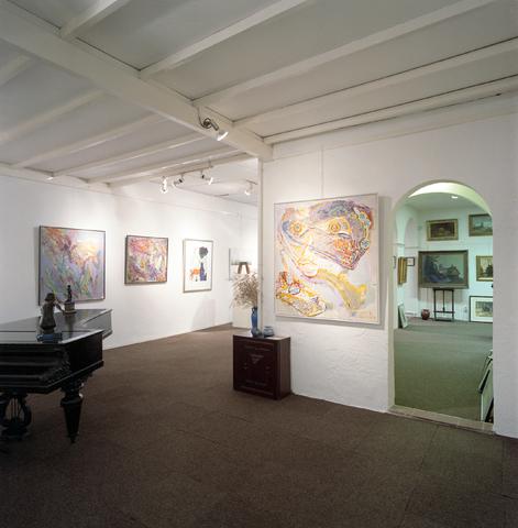 D-000291-8 - Interieur kunsthandel