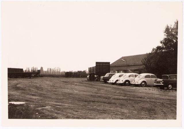 033071 - Zijgevel van het pand Tatraweg 81