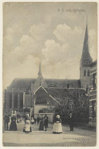 88934 - R.K. Parochiekerk St. Antonius Abt, Terheijden