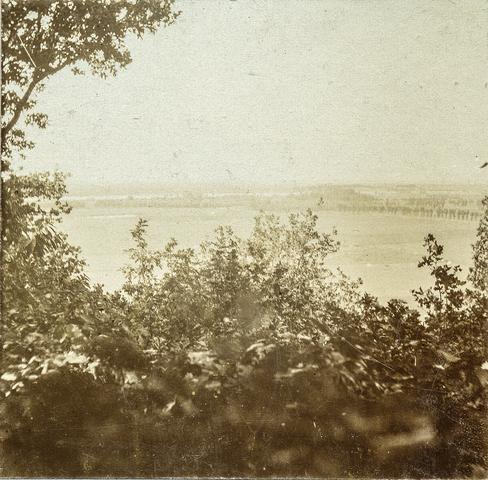 653529 - Natuurfoto, omgeving Valkenburg. (Origineel is een stereofoto.)