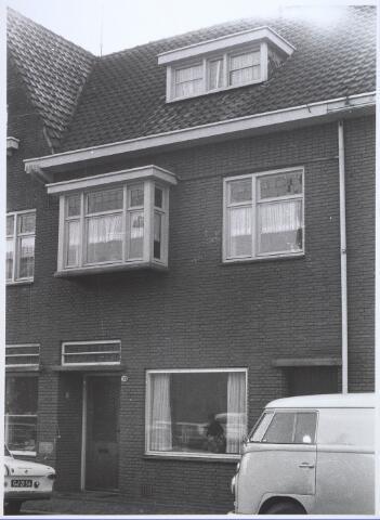 024442 - Pand Korte Schijfstraat 32 eind november 1969