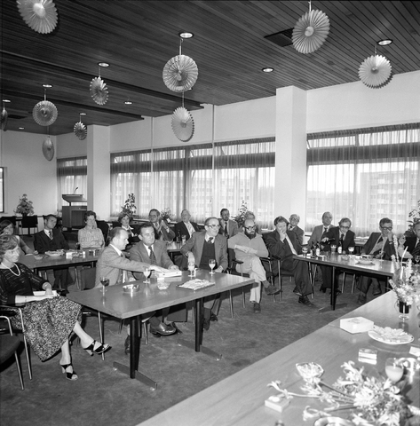 D-001439-1 - Bureau van Spaendonck, Reitseplein