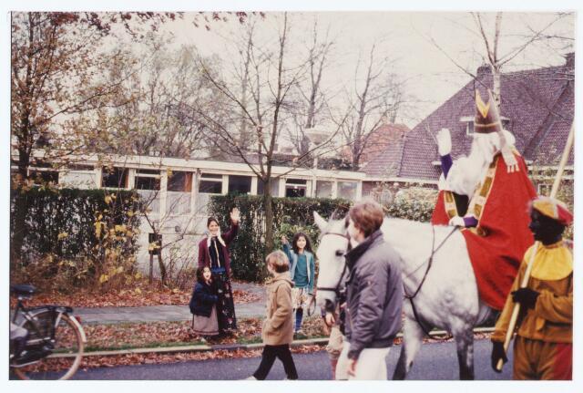 063577 - Intocht van Sinterklaas.
