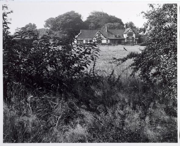 015391 - Landschap. Herenboerderij De Blaak