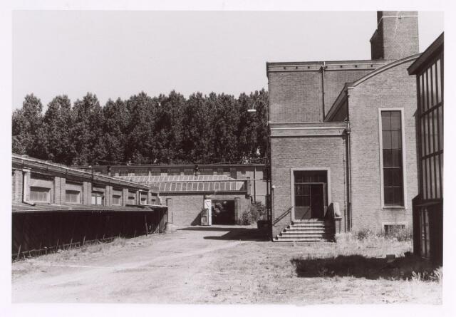 016894 - Gedeelte van het fabriekscomplex van looierij - wolwasserij Bernard Pessers