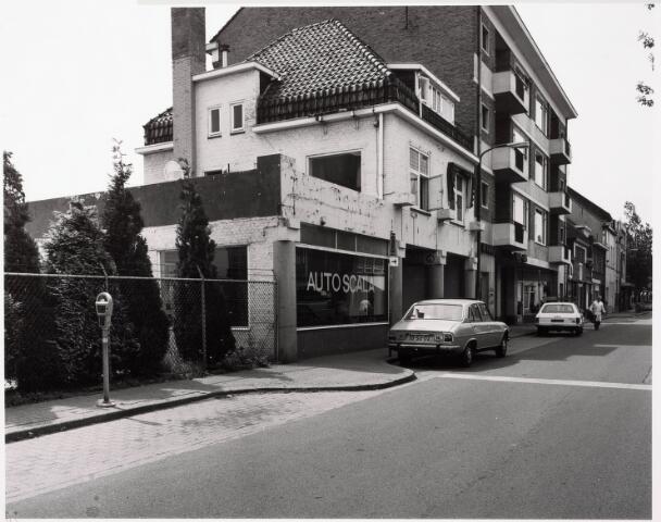 """033412 - Tivolistraat 98 """"Auto Scala"""" voorheen garage Lepelaers."""