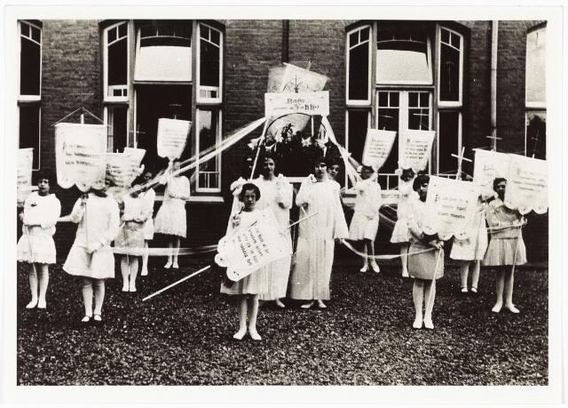 009066 - H. Hart Hulde Maria school Hoogvensestraat (1928).