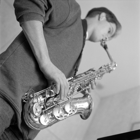 D-000018-2 - Brabants conservatorium : altsaxofonist