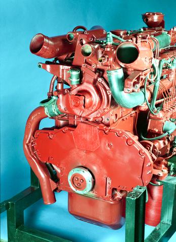D-000136-2 - Van Doorne's Transmissie, thans Bosch Transmission Technology, aan de Dr. Hub. van Doorneweg, 1988-1991.