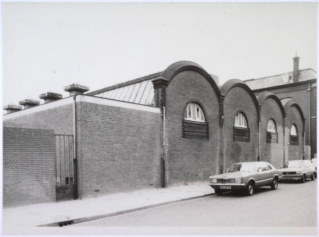023835 - Textiel. Gebouwen van de voormalige wollenstoffenfabriek André van Spaendonck & Zn in de Koestraat