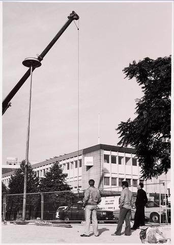 036055 - Stadhuisplein. Gedenknaald Obelisk.