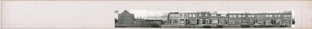 1625_0130 - Fotostrook; straatwand; panden aan de linten en hoofdverbindingswegen in het centrum van de stad; Hoogvensestraat 23-65B / 101-195; foto's werden tussen 1976 en 1985 gemaakt. (foto gemaakt in periode 1976-1985)