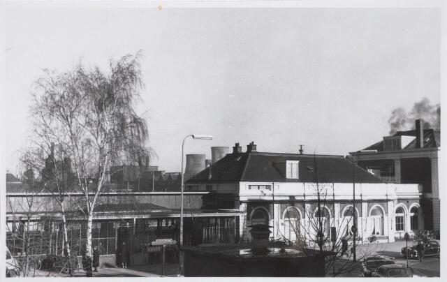 031836 - Spoorwegen: Station aan de Spoorlaan