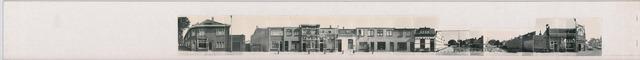 1625_0035 - Fotostrook; straatwand; panden aan de linten en hoofdverbindingswegen in het centrum van de stad; ; foto's werden tussen 1976 en 1985 gemaakt. (foto gemaakt in periode 1976-1985)