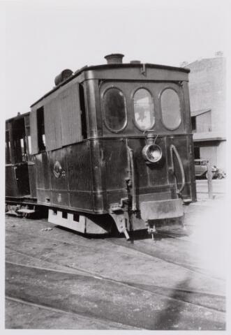 041481 - Openbaar vervoer. Hollandse Buurtspoorwegen. loc. 11, Tilburg 1934