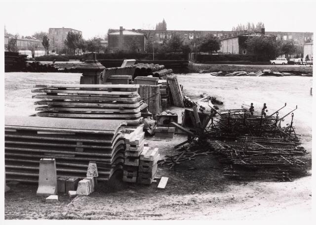 036036 - Gemeente werf opslag gedenknaald Willem II