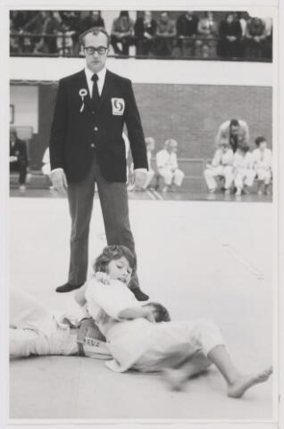 082064 - Judo. Jeugdkampioenschappen judo van Zuid West Nederland