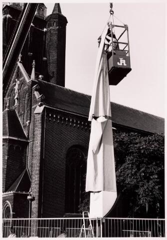 036066 - Stadhuisplein. Gedenknaald Obelisk.