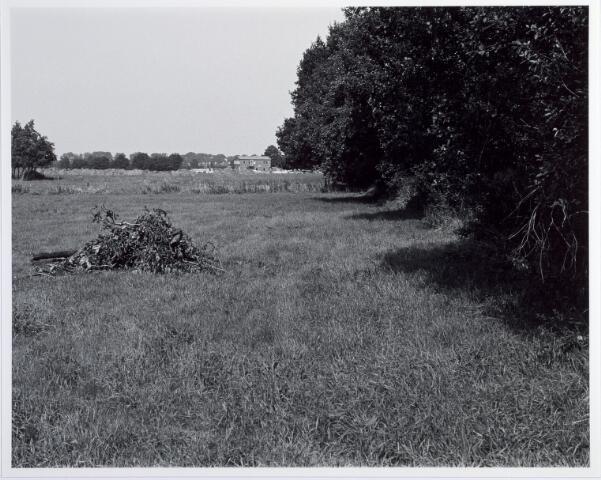 015385 - Landschap. Omgeving van de voormalige spoorlijn Tilburg - Turnhout, in de volksmond ´Bels lijntje´ genoemd