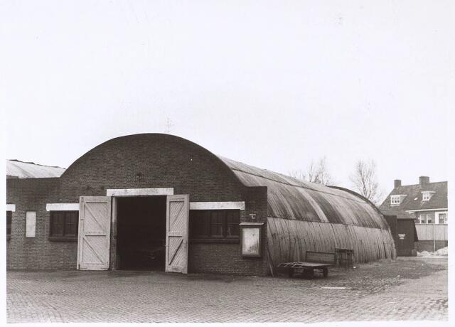 024562 - Textiel. Loods op het terrein van de textielfabriek van Dooren & Dams