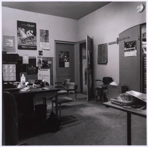 023218 - Duvelhok. Werkcentrum voor beeldende expressie. Interieur vóór de restauratie