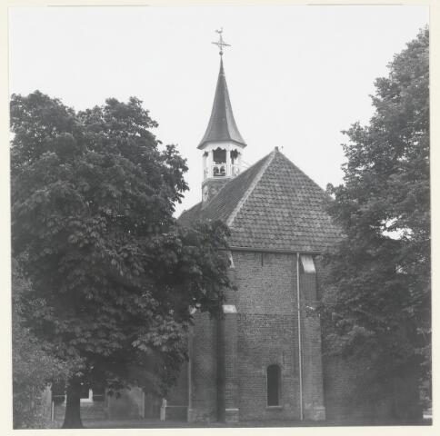 90747 - Made en Drimmelen. Nederlands Hervormde Kerk in de Patronaatstraat, Made