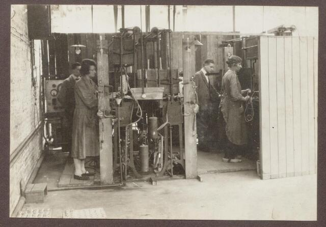 044975 - Gloeilampenfabriek Radium aan het Watertorenplein 21.