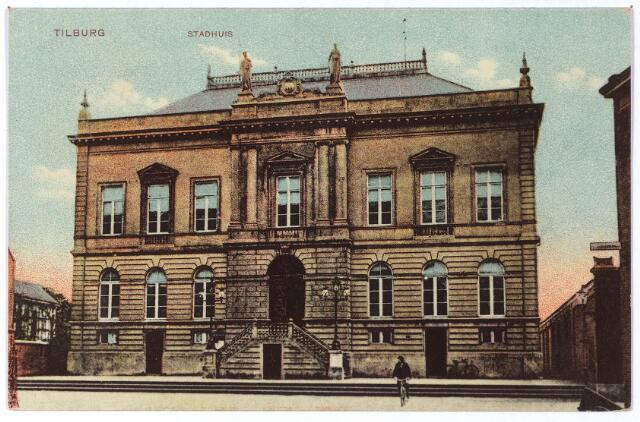 002346 - Oud gemeentehuis aan de Markt, nu Stadhuisplein.