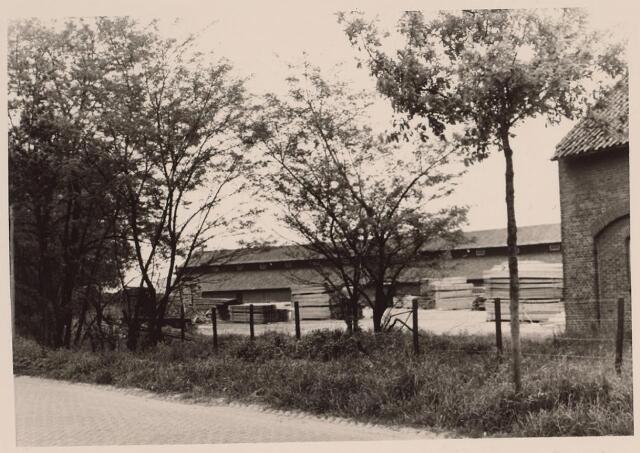 026038 - Steenfabriek Stevens aan de Lovense Kanaaldijk, gelegen nabij de Enschotsestraat, eind mei 1967
