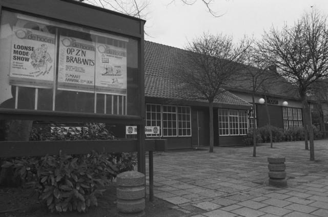 TLB023002600_002 - Cultureel Centrum 'De Hoorn' Loon op Zand