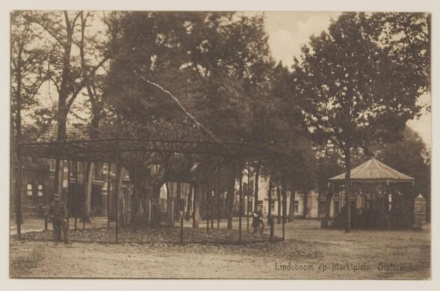 074403 - De oude lindeboom op de Lind te Oisterwijk.