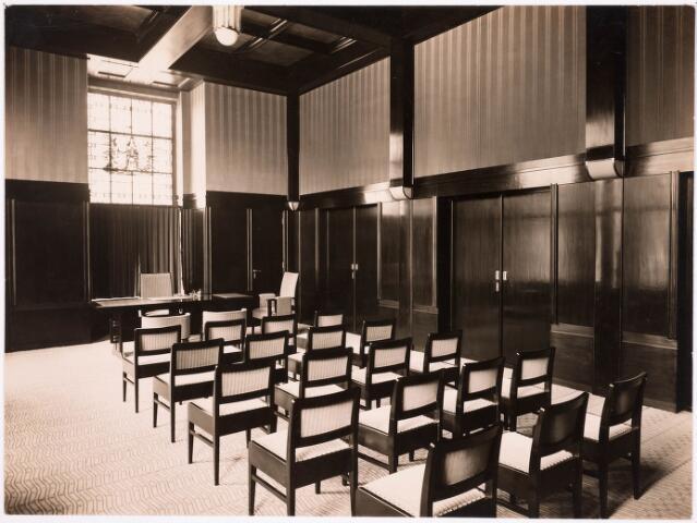 032154 - Interieur van het Paleis-Raadhuis aan het Stadhuisplein