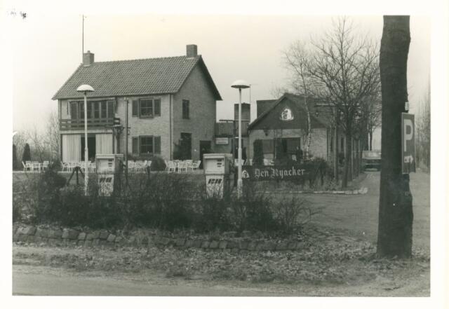 650865 - Gebied waar de latere woonwijk 'De Reeshof' is gebouwd.