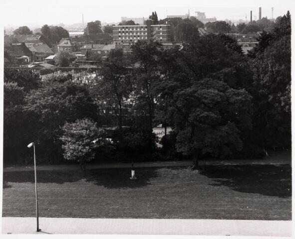 036290 - Panorama vanuit schoolgebouw scholengemeenschap St. Dionysius aan Ringbaan-Oost