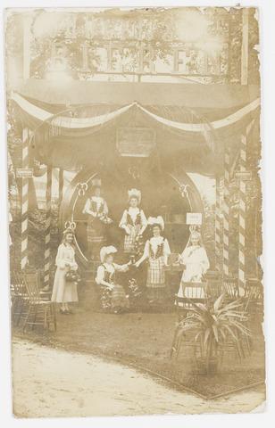 068212 - Muziekfeesten. Zomerkermis  25 - 29 juni 1904