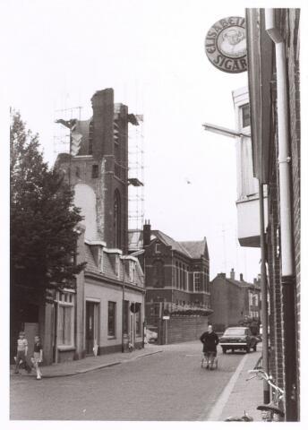 017074 - Sloop van de kerk van de parochie St.-Anna in 1973