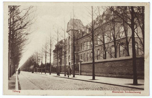 000142 - Missiehuis van de missionarissen van het H Hart aan de Bredaseweg.