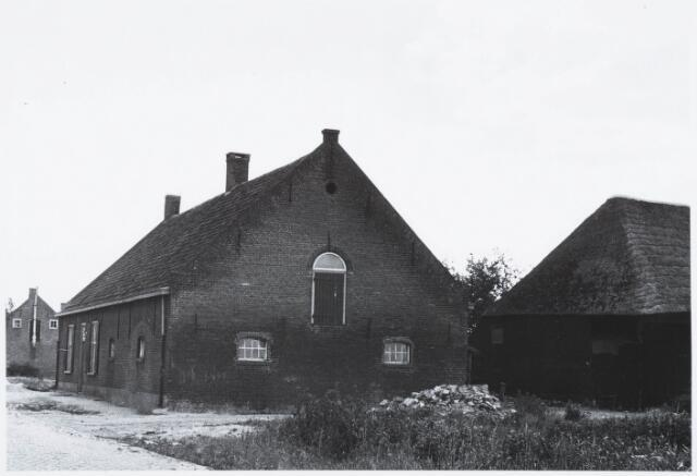 029388 - Reitse Hoevenstraat. Boerderij.