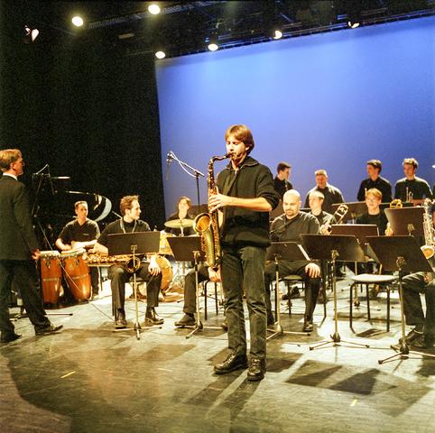 D-000025-3 - Brabants conservatorium : conservatorium big band